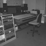Mixing Desk and Outboard